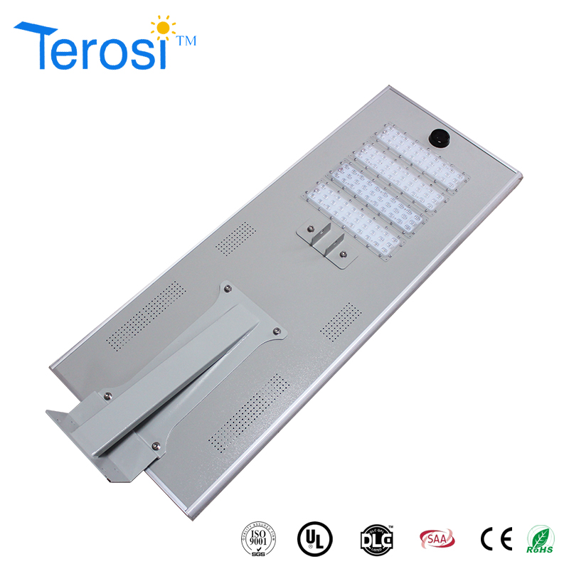 Competitive price high quality long warranty integrated solar street light also called all in one solar street light