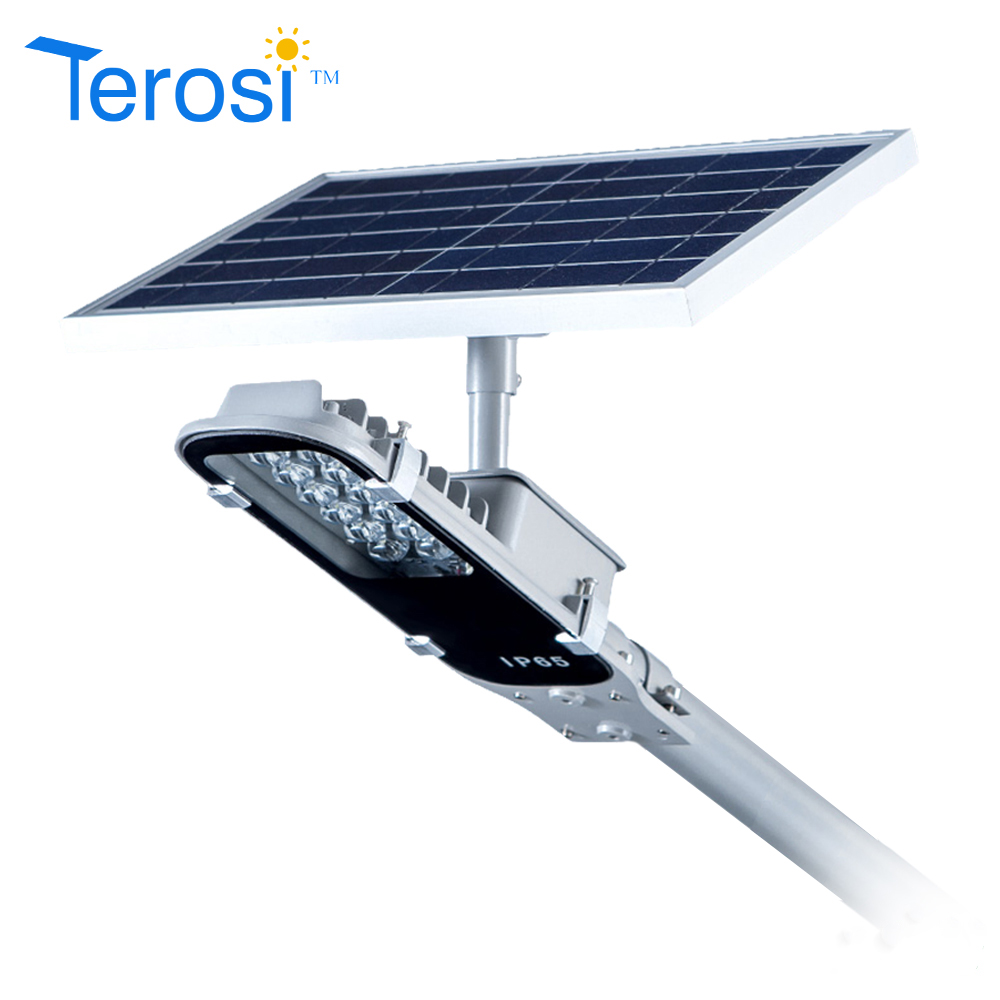 High Quality CE RoHS High Power Led Solar Street Light, IP65 10W solar power street light