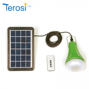 LED Bulb-Solar Light For One Bulb