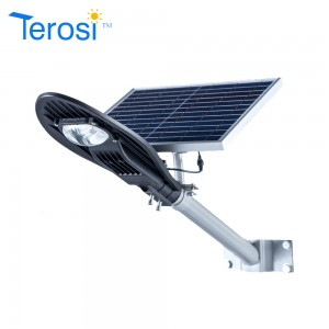 TEROSI design nice price led outdoor lighting solar street light
