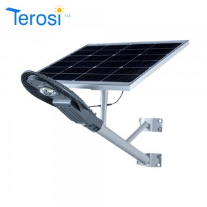 20w new model solar street light all in one